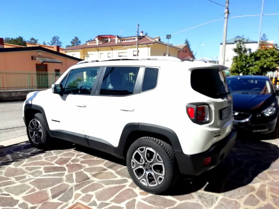 JEEP Renegade 4X4 Active Drive Limited