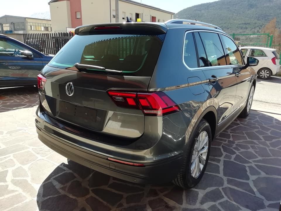 Volkswagen Tiguan 1.5 TSI 130 cv ACT