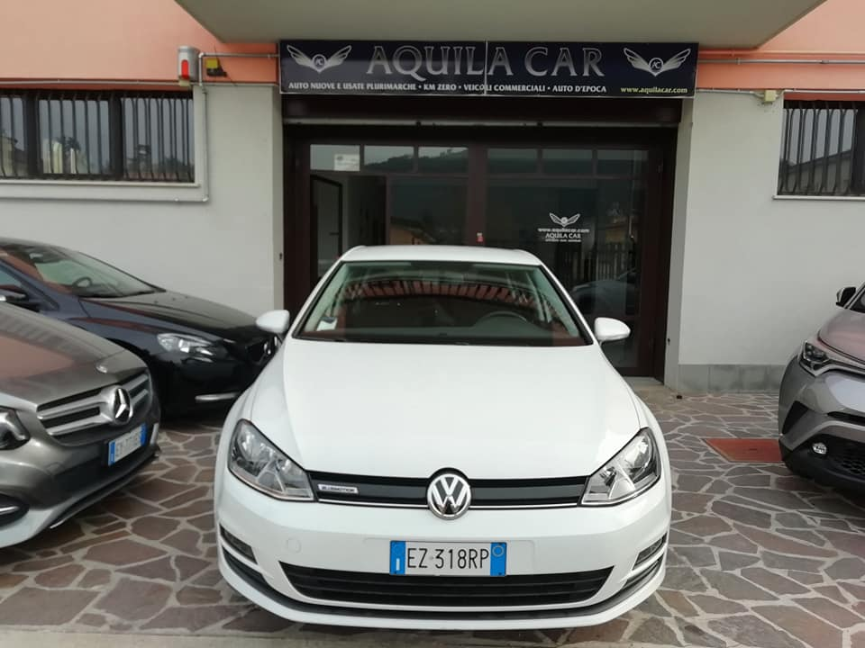 Volkswagen Golf 7  1.4 TGI Metano