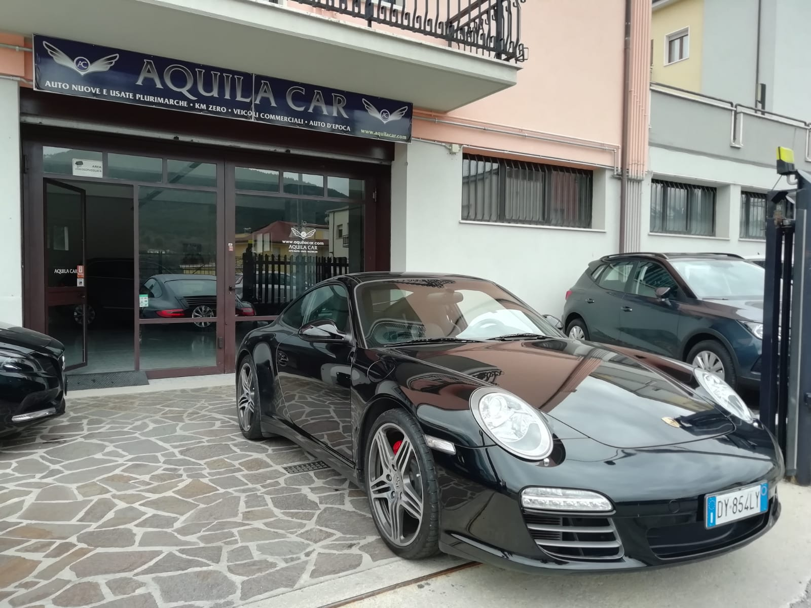 Porsche 911 Carrera 4S PDK*/*PASM*/*SPORT-CHRONO*