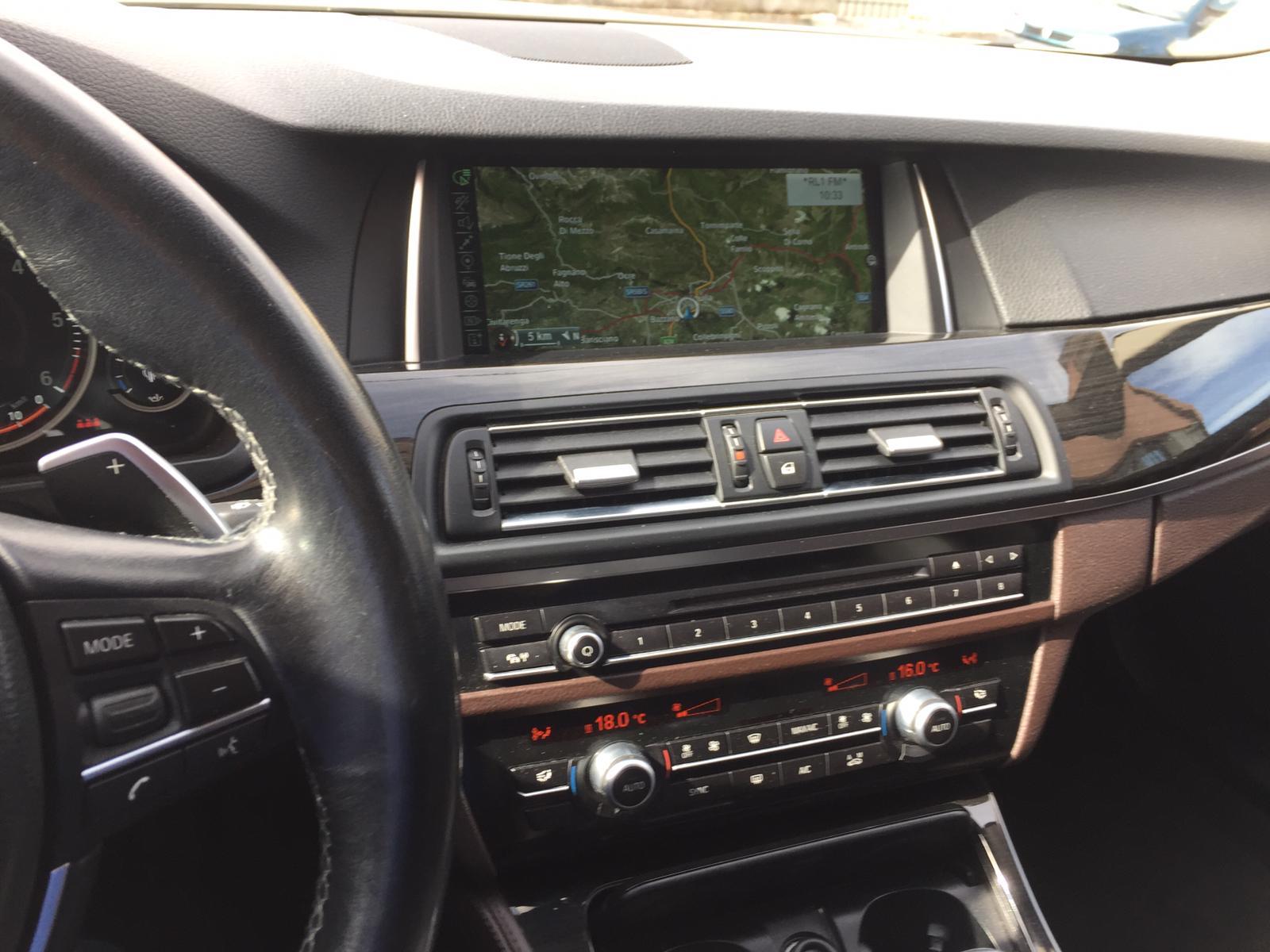 BMW 525 D Luxury xDrive SW
