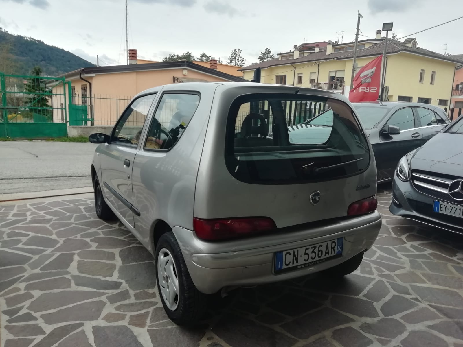 Fiat Seicento 1.1 cat.