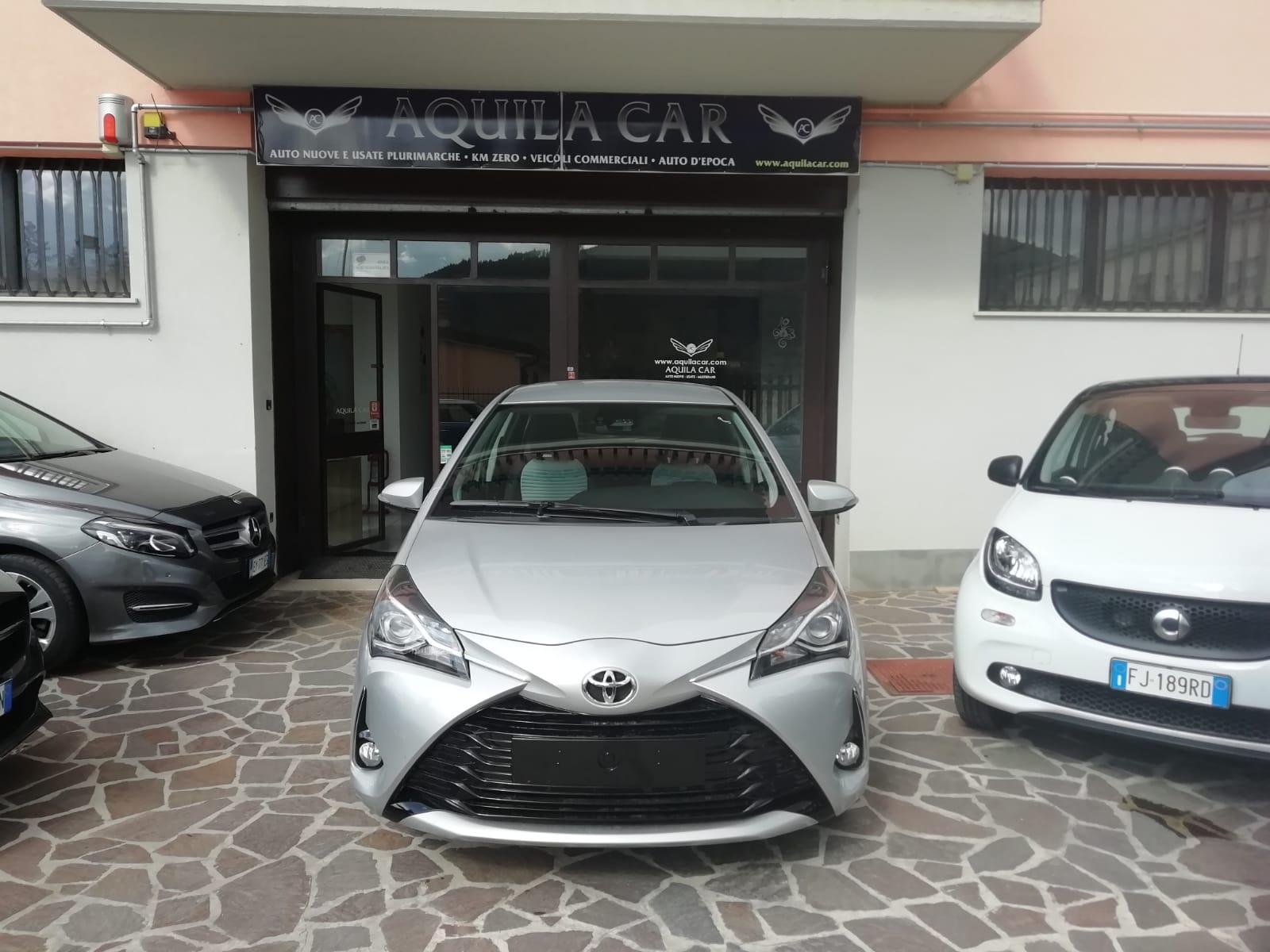 Toyota Yaris 1.0 72 cv Active