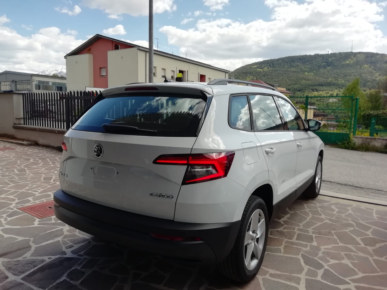 Skoda Karoq 1.6 TDI Executive
