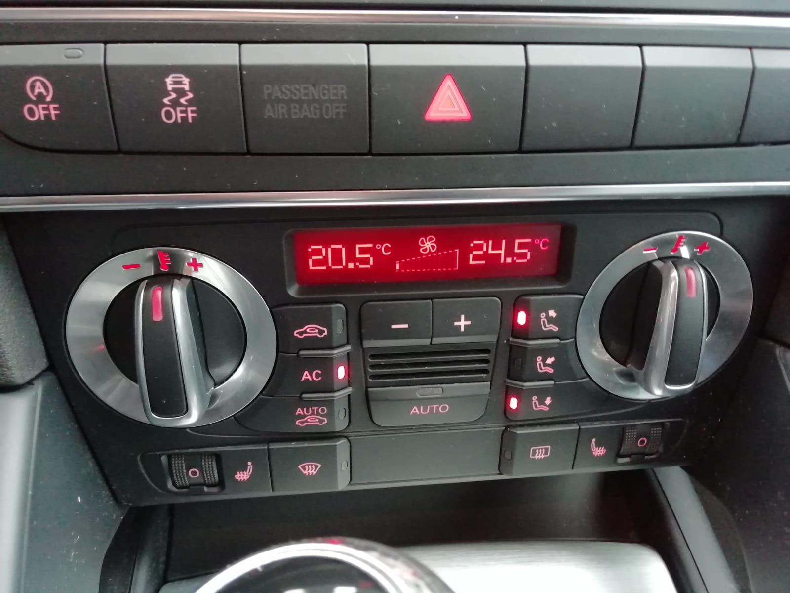 Audi A3 Sportback 2.0 TDI 140 cv S-Line