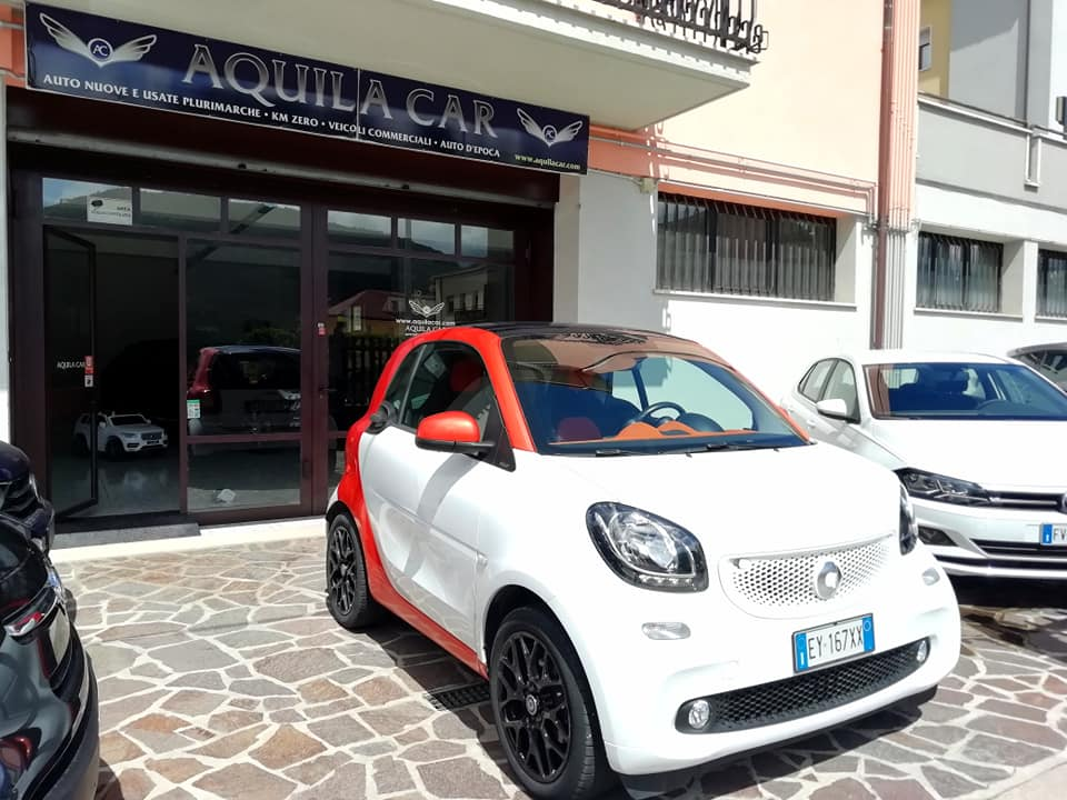 SMART fortwo 70 cc  1.0 Sport edition Twinamic