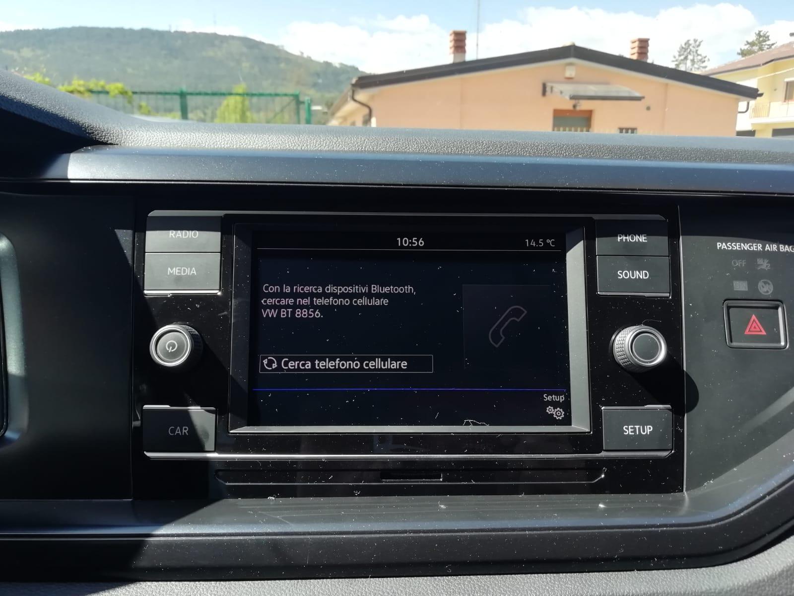 Volkswagen Polo 6ª serie 1.6 TDI 5p. Trendline 80 cv