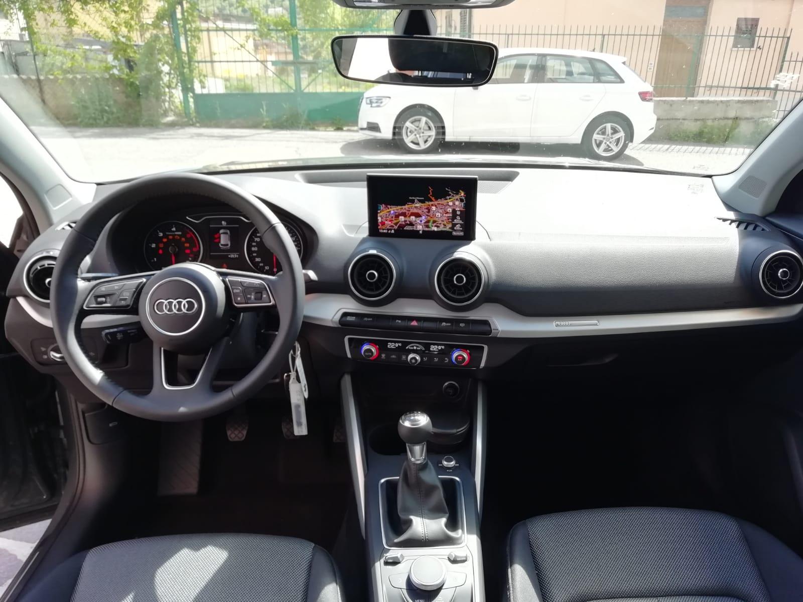 AUDI Q2 1.6 TDI 116 cv Sport