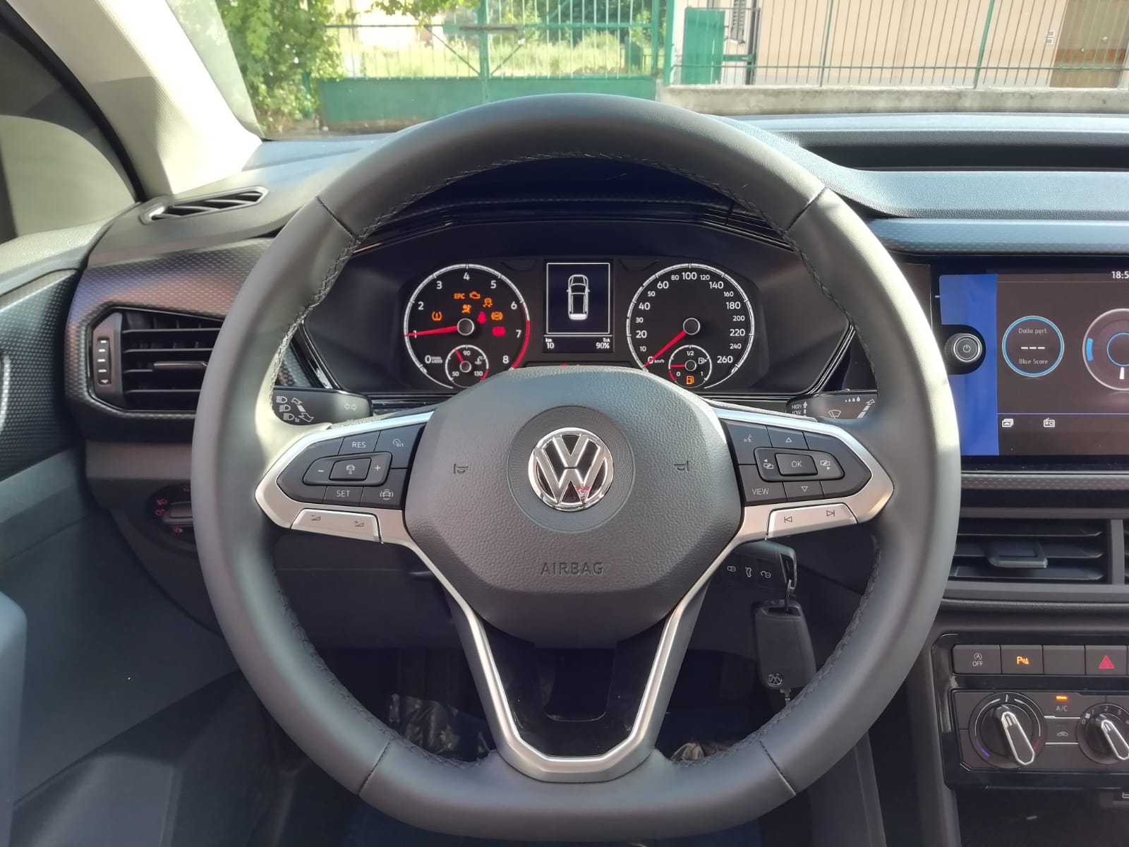 Volkswagen T-Cross 1.0 TSI 95 cv Style