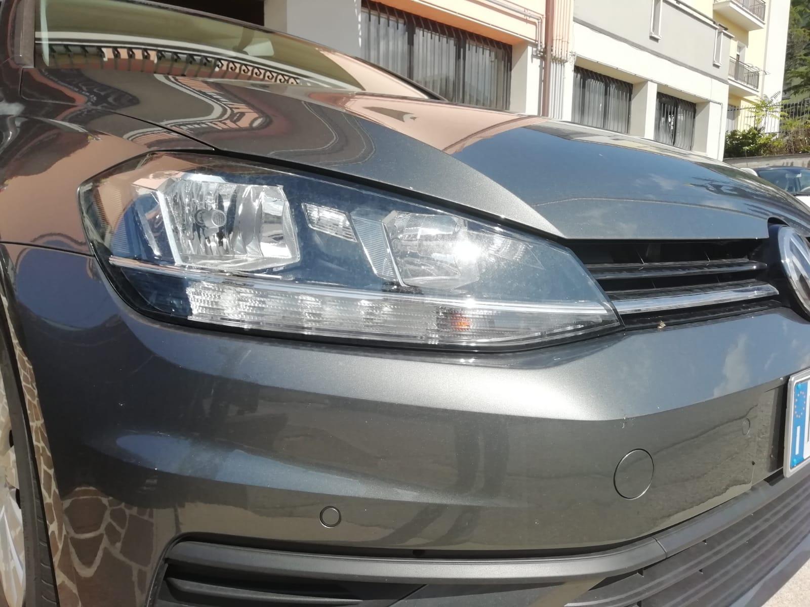 Vokswagen Golf 7.5 1.6 TDI 90 cv (OK Neopatentati)