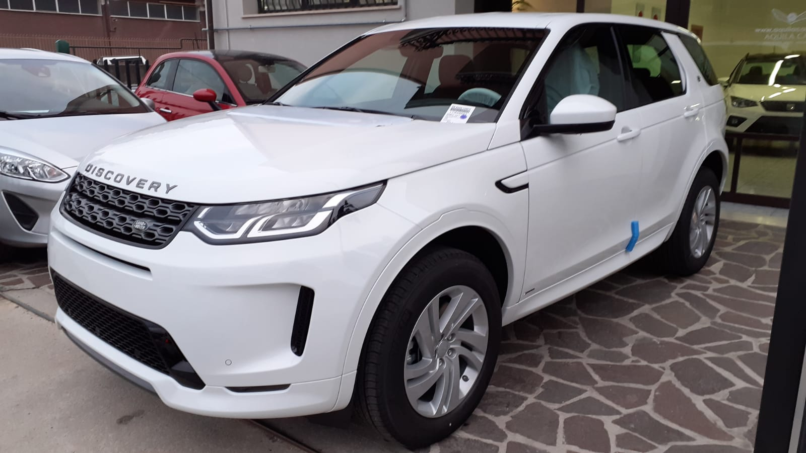 NUOVO LAND ROVER DISCOVERY SPORT MY 20