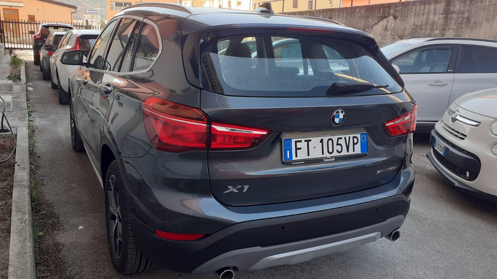 BMW X1 SDRIVE 18D XLINE KM ZERO